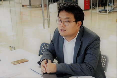 ▲ 오픈갤러리 박의규 대표
