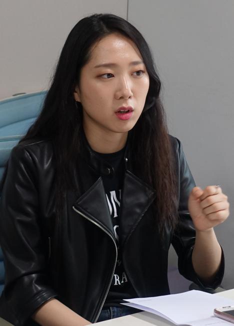 ▲ 포스트 커뮤니케이션즈 권은애님