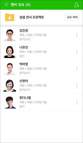 읽기/편집 권한설정